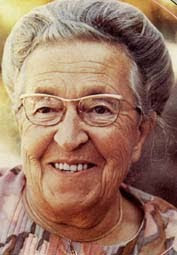 Corrie Ten Boom risked her life to save Jews from the Nazis